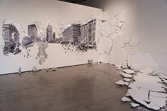 Premio Oma artbo 2 - la explotación de la artista con el tiempo y los recuerdos representados en fragmentos puede ser una referencia clara de lo que ando buscando con mi proyecto