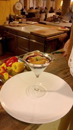 Purea di mele con cuore morbido al fiordilatte - piatti GIFT http://www.cadelach.it/i-ristoranti/il-magnader.php