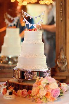 Wine Country Wedding #weddingcake