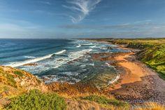 Cape Woolamai Beach Phillip Island Victoria