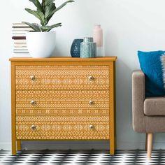 Plywood Furniture, Repurposed Furniture, Furniture Decor, Painted Furniture, Furniture Design, Furniture Stencil, Refurbished Furniture, Antique Furniture, Modern Furniture