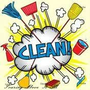 Weekly Home Blessing - Once a week spend 10 minutes in each of 7 areas... Dusting, vacuuming, etc...