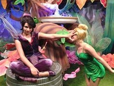 Totally love these Neverland Girlfriends! #VidiaTink #DisneyFemslash ^__~* <3