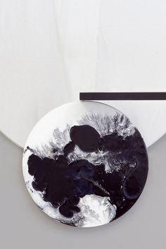 Balance Mirror Eliza Strozyk /// ceramic piece