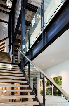 Depot House - Picture gallery #architecture #interiordesign #staircase