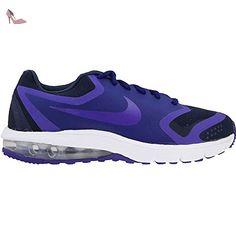 Nike - Air Max Premiere Run - Couleur: Blanc-Bleu marine-Violet -