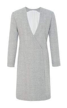 Protagonist Plaid Jacket Dress