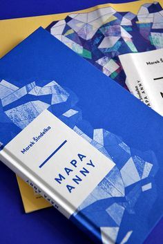 Mapa Anny Book Cover Design