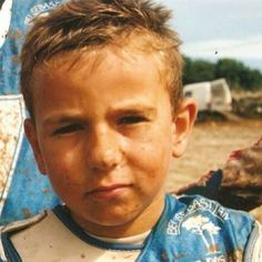 How adorable is this? (Jorge Lorenzo)