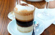 El Barranquito, café típico de Canarias. | 16 Deliciosas maneras de tomar café que cambiarán tu vida
