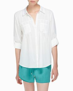 Elba Shirt by IntiMint.com, $44.99