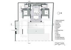 Lovelli Residence,ground floor plan