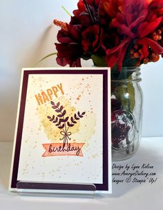 For all Things Birthday card for the PPA - http://www.averysowlery.com/2015/11/for-all-things-birthday-card-for-the-ppa/