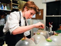 14-YEAR-OLD CHEF MAKES DEBUT IN TOP BEVERLY HILLS RESTAURANT (If he's THIS good now, how amazing will he be when he's 20…or 30?!!)