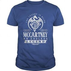 The Legend Is Alive MCCARTNEY An Endless Legend - #gift ideas for him #shirt…