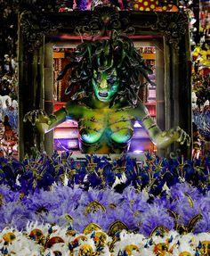 Rio de Janeiro- carnival in Brasil