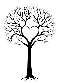 leafless tree drawing google search