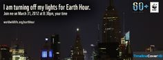 Wwf Eart Hour Timeline Cover Timeline Cover 850x315 Facebook Covers - Timeline Cover HD
