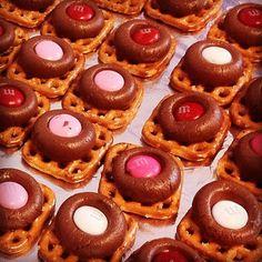 valentines day snacks - Google Search