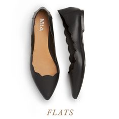 Truly universal. Think of them like the LBD (little black dress), but for your feet. A black flat can easily be dressed up or down for nearly any occasion.