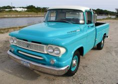 1960 Dodge D-100