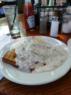 Pepe's Key West chipped beef...YUM!