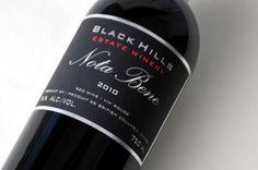 Black Hills Estate Winery (Jason Priestly) |Syrah, Chardonnay, Sauvignon Blanc, Viogniers, Carmenere, Merlot, Cabernet Sauvignon, Cabernet Franc|