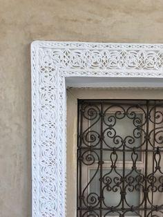Riad darten : details - Marrakech Medina