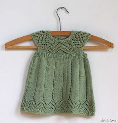 Ravelry: Muti Dress pattern by Taiga Hilliard Designs