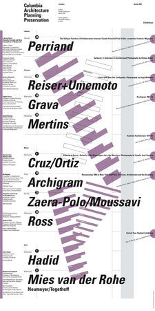 Willi Kunz - Graduate School of Architecture, Columbia University