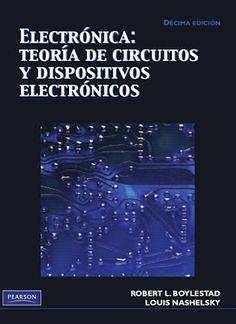 Mi biblioteca pdf: Electronica Teoria de Circuitos y de Dispositivos