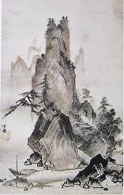 Resultado de imagen de sumi-e suiboku