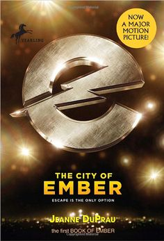 "What could be more fun to read and discuss in Literature Circles than a great fantasy book? ""City of Ember"" is a great way to hook your students on Fantasy books."" - This is a recommendation from a teacher who loves to use this in her Literature Circles. Learn more about this book and read more reviews of fantasy books recommended by experienced upper elementary and middle school teachers who shared their reviews for this new page on my website."