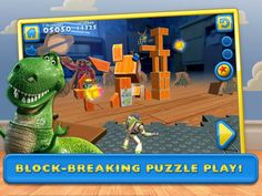 Toy Story: Smash It! Lost Episode App by Disney