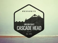 zkeeler cascade1 620x465 15 Awesome Badge Designs from Dribbble