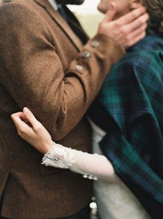 celtic winter wedding | image via: style me pretty