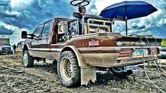 # WELDING RIG Welding Trailer, Welding Trucks, Custom Truck Beds, Custom Trucks, Trucks Only, Cool Trucks, Welding Careers, Truck Bed Box, Rig Welder