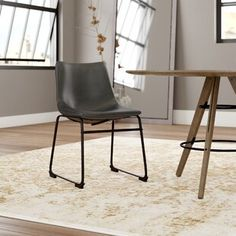 """Rosdorf Park Vestavia 26"""" Counter Stool   Wayfair Chair Upholstery, Upholstered Dining Chairs, Dining Chair Set, Dining Furniture, Dining Room, Kitchen Dining, Eames Chairs, Dining Area, Condo Kitchen"""