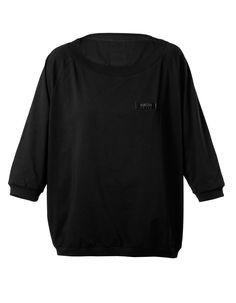 FOUR bluzka / czerń [unisex] - 89.00zł | Nenukko