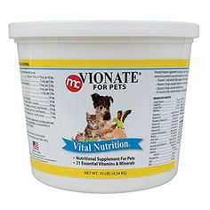 Vionate Nutritional Supplement For Multiple Small Animals  10 pounds -- You can get additional details at the image link.(This is an Amazon affiliate link and I receive a commission for the sales)