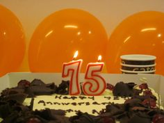 On Monday 3 November 2014 Burwood Library held a morning tea to celebrate the 75th Anniversary of the Library Act.