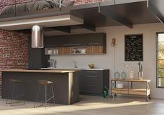 #Infercocinas firma que distribuye #Officehogar nos habla del estilo #industrial. #Cocinas con un toque diferente. Os invitamos a conocer mas del mundo de la cocina en nuestro estudio en la calle #Fcovitoria15. Table, Furniture, Home Decor, Sims House, World, Houses, Industrial Style, Getting To Know, Studio