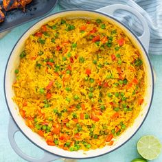 Want to make Nando's Spicy Rice at home? Then this Homemade Nando's Spicy Rice recipe is for you! And the best news? It only takes 20 minutes and one pan! (Serves depending on appetite) Spicy Rice Recipe, Rice Recipes, Vegetarian Recipes, Cooking Recipes, Recipies, Curry Recipes, Roasted Sweet Potato Cubes, Sweet Potato Wedges, How To Reheat Rice