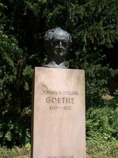 Heidelberg - Goethe