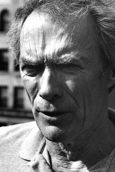 Clint Eastwood by MAX VADUKUL