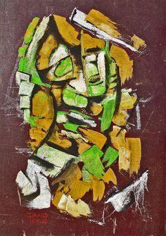 'Mann mit Pfeife' von David Joisten bei artflakes.com als Poster oder Kunstdruck $6.48