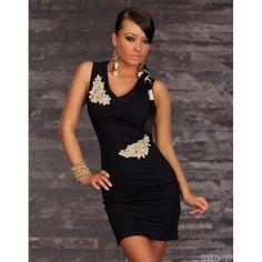Rochie Upper West Casual, Black, Dresses, Fashion, Vestidos, Moda, Black People, Fashion Styles, The Dress