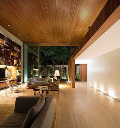 Tetris House by Studio MK27 | HomeAdore
