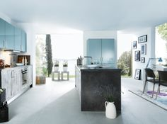 A Schüller Kitchen is made for you, with international award winning design, features and quality you would expect but at a price you wouldn't. A Schüller Kitchen Sets, Kitchen Cupboards, New Kitchen, Kitchen Decor, German Kitchen, Country Kitchen, High Gloss Kitchen, Kitchen Gallery, Cuisines Design