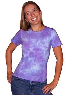 Scrunch Dyed T-shirt